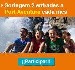 Port Aventura entrades