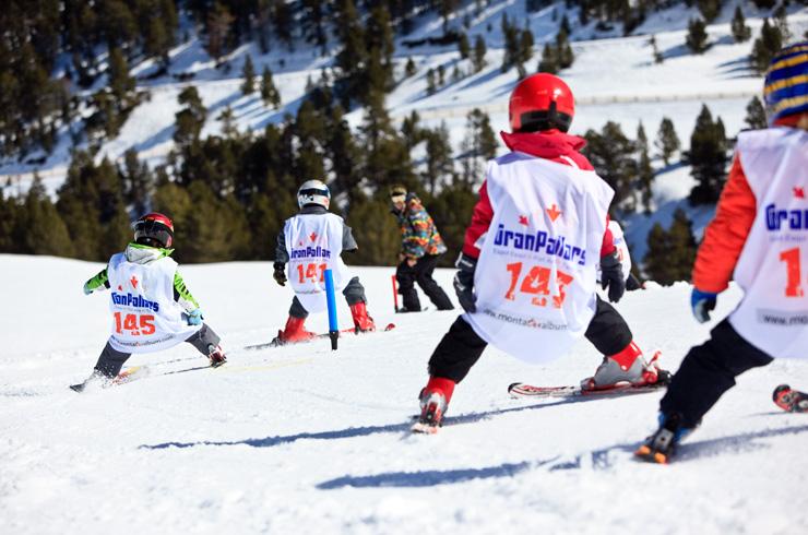Espot Ski