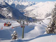 Esquí Fin de Año Baqueira Beret