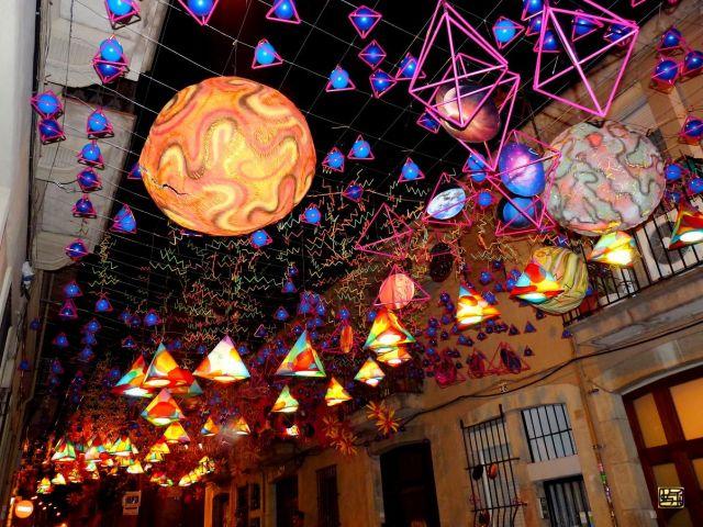 Festes de Gràcia en Barcelona
