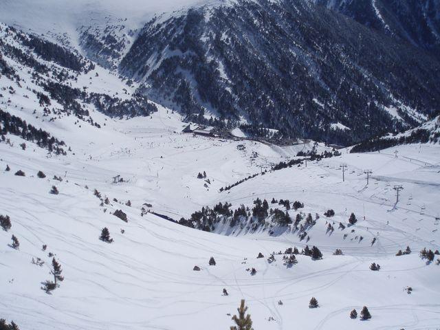 Esquí Vall de Núria