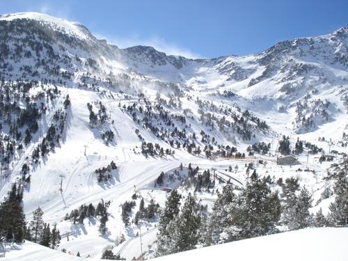 Ordino - Arcalís en Andorra