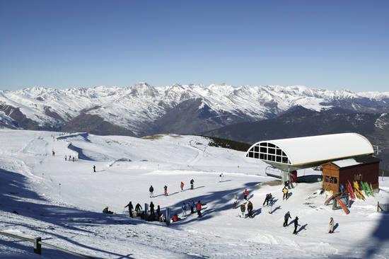 Estación de esquí de Port-Ainé