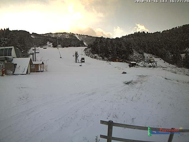Estación de esquí Puyvalador