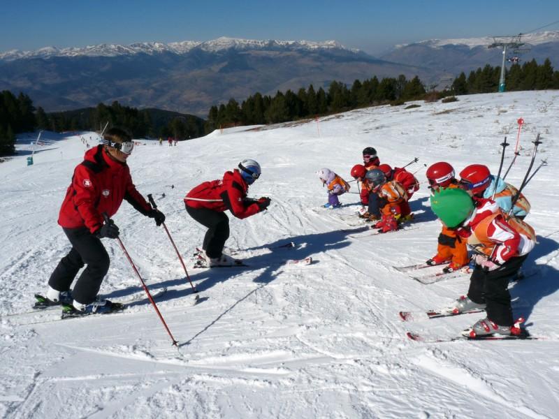 Escola d'Esquí La Masella
