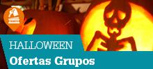 halloween port aventura ofertas en grupo