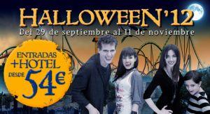 Programació Halloween Port Aventura 2012