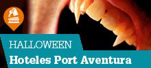halloween hoteles port aventura