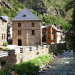 La Casa del Oso, Pirineo catalán