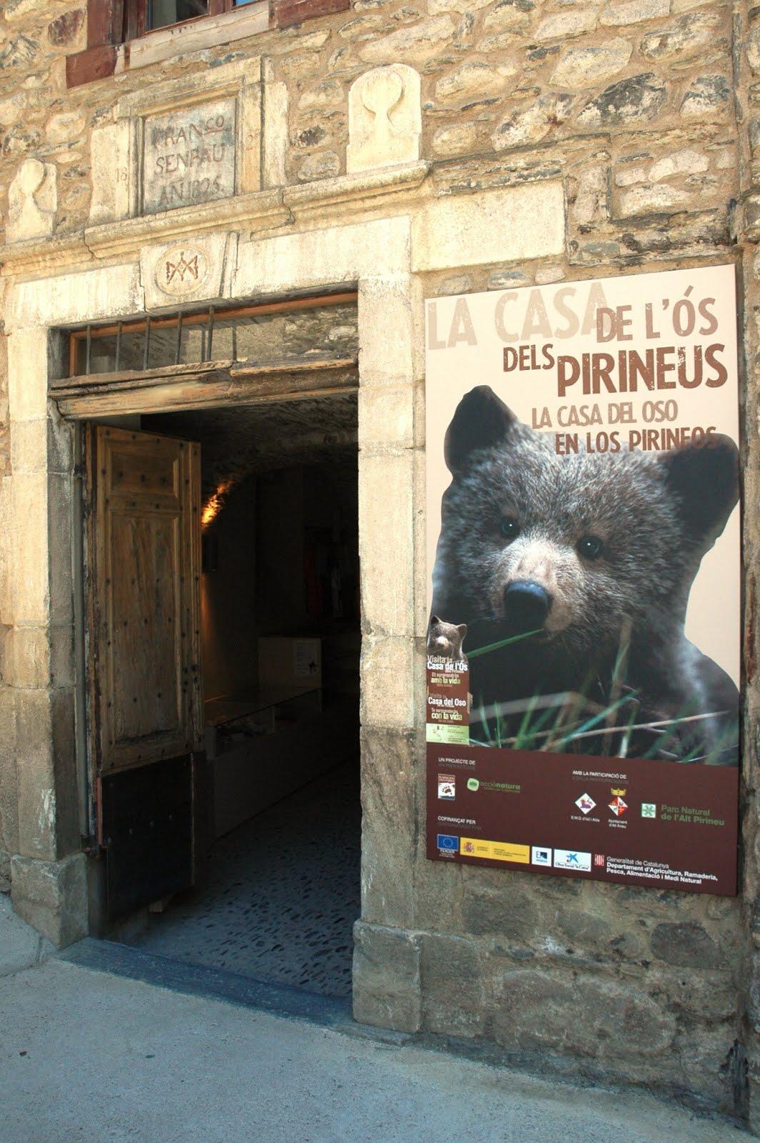 La Casa de l'Ós, Pirineo catalán