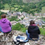 Mirador La Senda del Oso, Pirineos catalanes