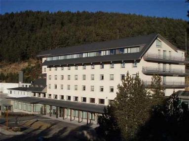 Hotel La Collada, Pirineo catalán