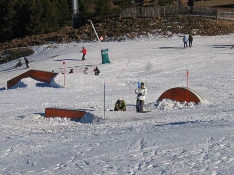 La Masella: Parc de Neu la Pleta