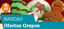 Grupos para la Navidad de Port Aventura