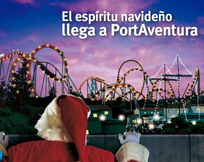 Nochebuena Port Aventura Navidad 2012