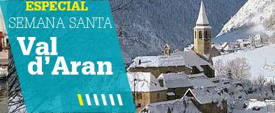 Hoteles Val d'Aran para Semana Santa