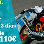 Hotel + Entrada Moto GP