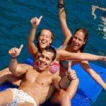 Despedidas de solteros Barcelona catamarán