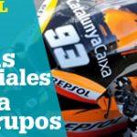 Grupos Moto GP