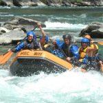 Rafting Pirineo de Lleida