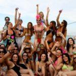 Catamarán despedida de solteros en Ibiza