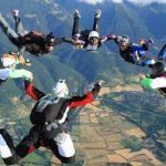 Saltos en Tandem en La Cerdanya | Fuente: Skydivebcn