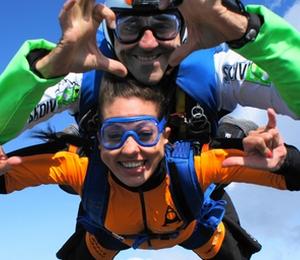 Salto Paracaídas Catalunya