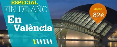 Ofertas Fin de Año en Valencia