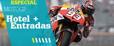 Hotel + Entrada MotoGP Catalunya