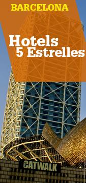 Hotels a Barcelona de 5 estrelles