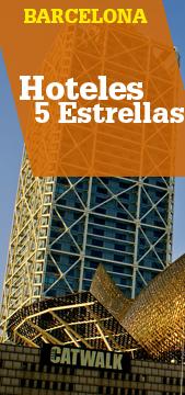 Hoteles en Barcelona de 5 estrellas