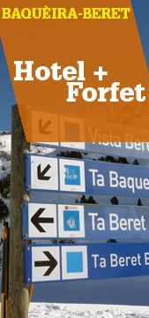 Hotels a Baqueira + Forfait