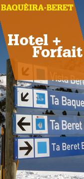 Hoteles en Baqueira + Forfait