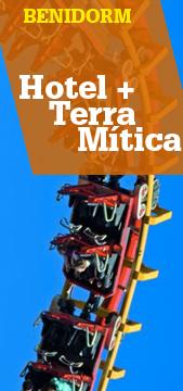 Hotels a Benidorm + Entrades a Terra Mítica