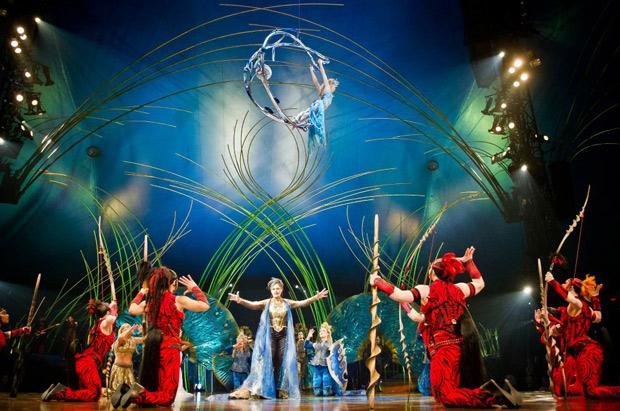 pack hotel mas espectaculo cirque du soleil portaventura