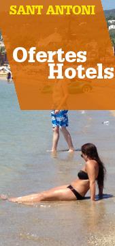 Hotels a Sant Antoni amb Pensió Completa