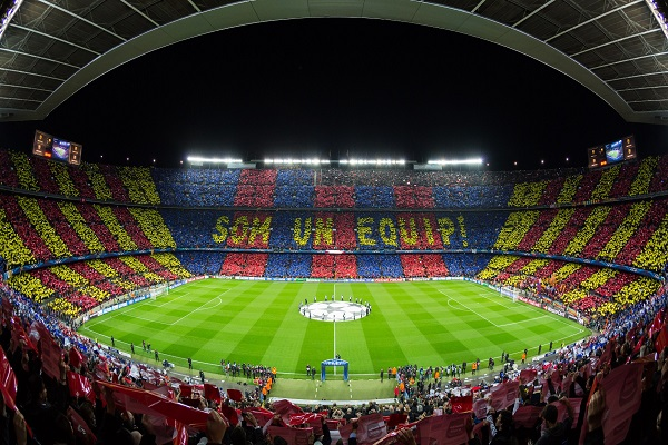 Camp Nou, el estadio del FCB