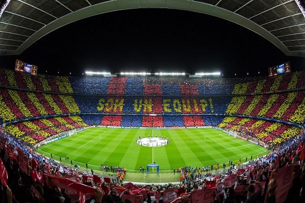 Camp Nou, el estadio del FCB