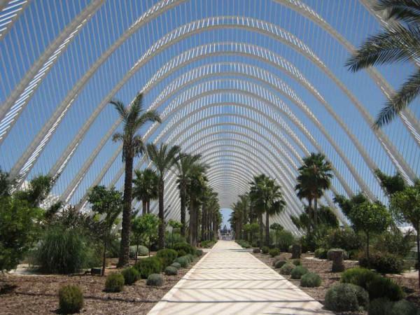 Hoteles cerca la Ciudad de las Artes y las Ciencias de Valencia