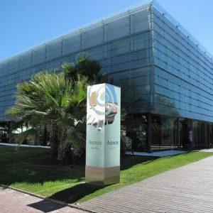 ¿Cómo llegar al Balneario Aquum del Hotel Estival Park de la Pineda?