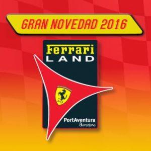 Construcción de FerrariLand