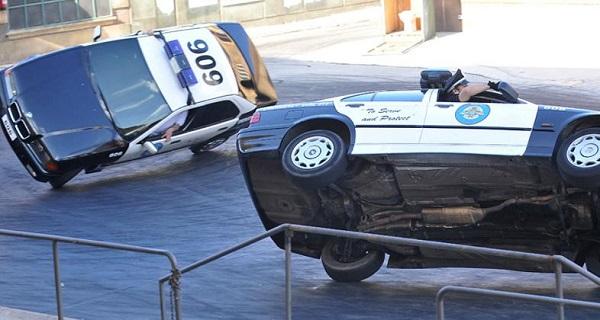 Espectáculo de Loca Academia de Policía en la Warner de Madrid