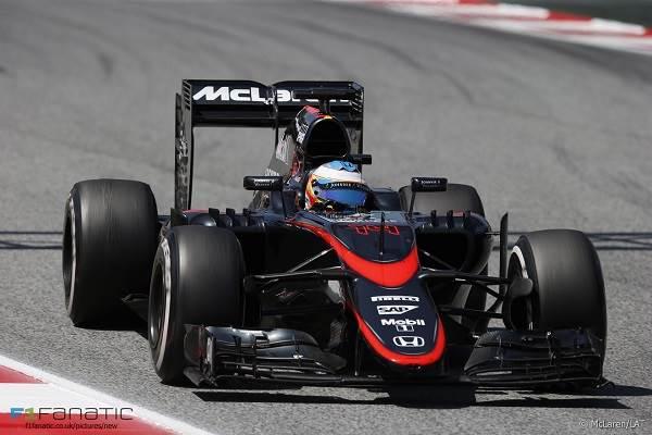 Gran Premio de España en Montmeló Fórmula 1