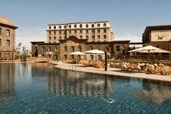 Hotel Gold River PortAventura