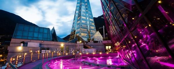 Inuu Balneario & Spa, Andorra