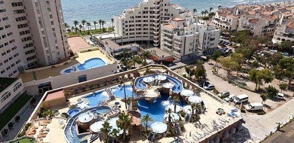 Circuito Wipeout Marina D Or : Cómo llegar a marina d or hotel entradas