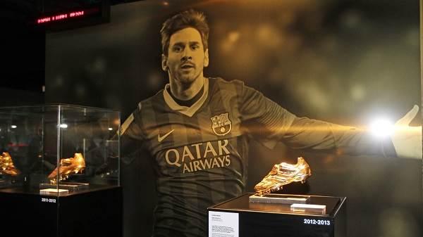 Espacio Messi, Camp Nou Experience