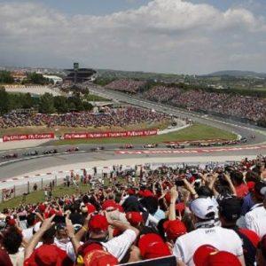 Entrada Pelouse – Fórmula 1 Circuit de Catalunya