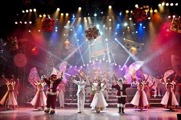 Mejores espectáculos para Navidad en Port Aventura