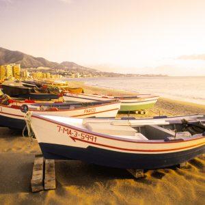 Millors platges de la Costa del Sol
